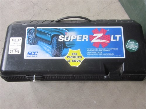 Big Cable Snow Chains NEW