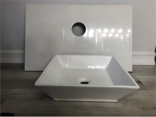 Vessel Sink/Counter top