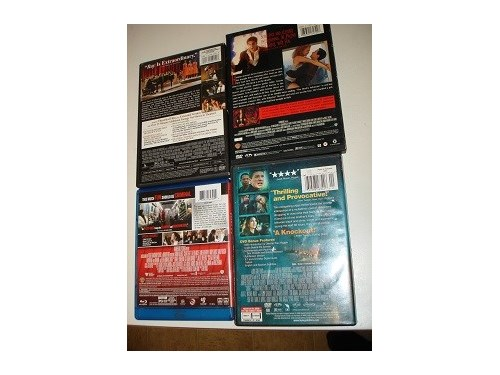 BOND ~JAMES BOND + 4 DVDs