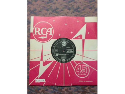 Elvis 45 RPM RCA 1088