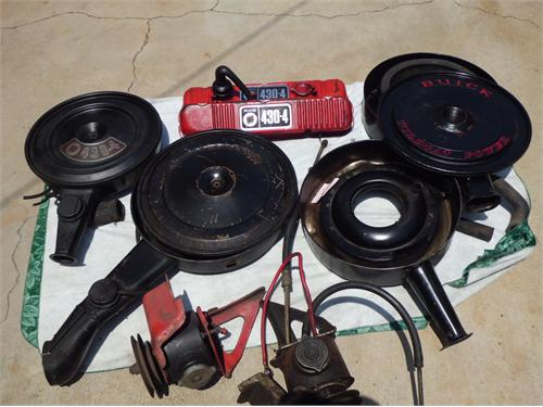 BUICK 63-75 PARTS