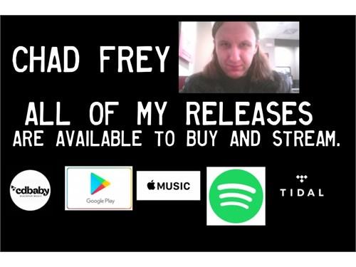 Chad Frey Music