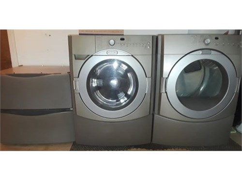 Washer/Gas Dryer Combo