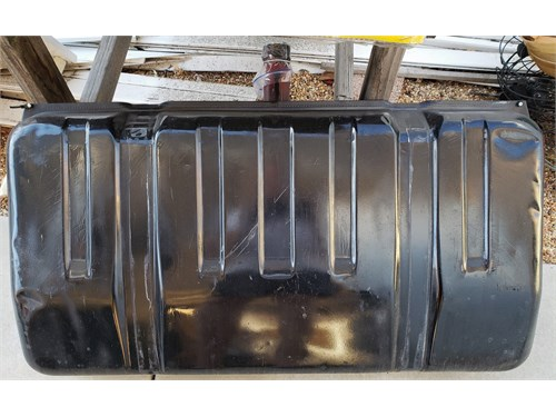 Gas Tank Good Condition