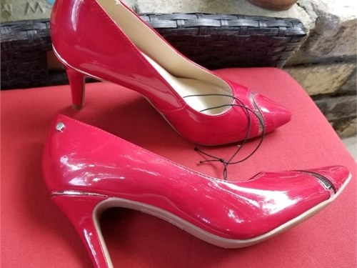 Jones New York Red Pump
