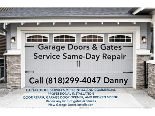 Gate & garage doors