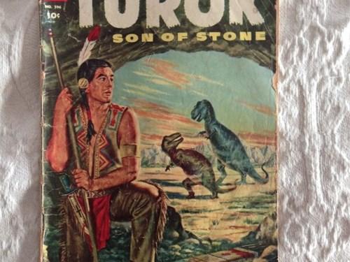 Turok Son of Stone #596