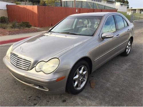 Greatest Mercedes C240