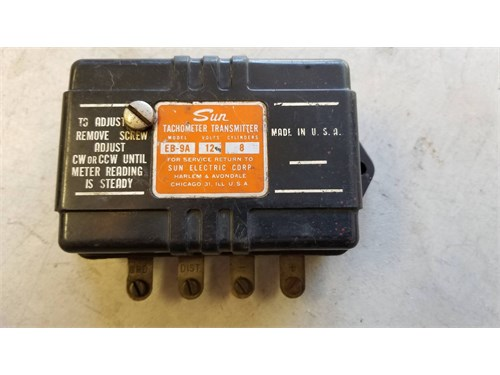 Sun Tachometer Transmitte