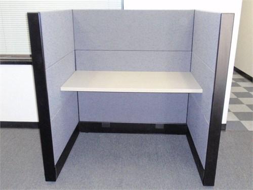Refurbished cubicles