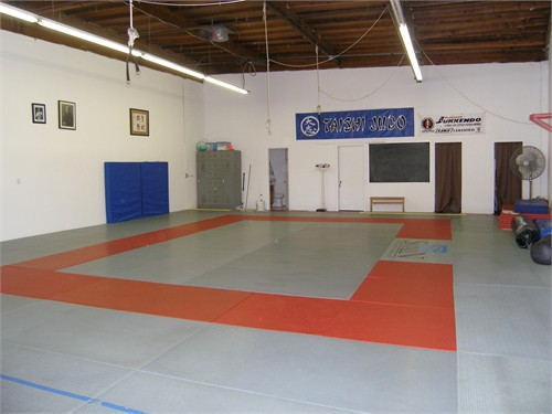 Matted Karate Dojo School
