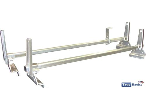 2 Bar Aluminum Rack - NEW