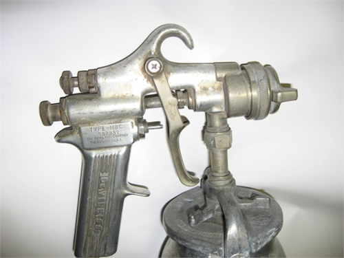 antique spray guns
