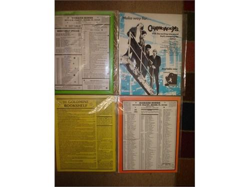 GOLDMINE~4 Rare 1970 Mags