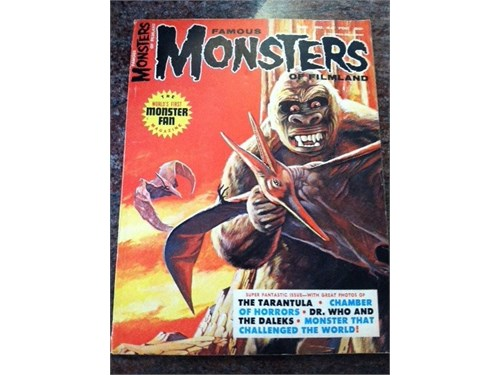 Famous Monsters #44, 1967