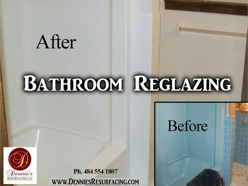 Bathtub & Tile Reglazing