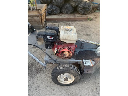 CyclonicAir Stump Grinder