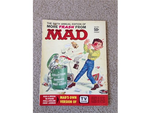 MORE TRASH FROM MAD #6