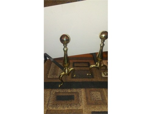 Fireplace Andirons