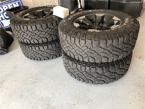 Dodge Ram Tires & wheels