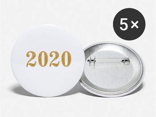Collect These Buttons!
