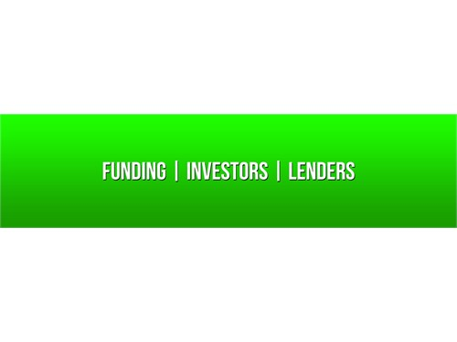Investors, Lenders, Loan