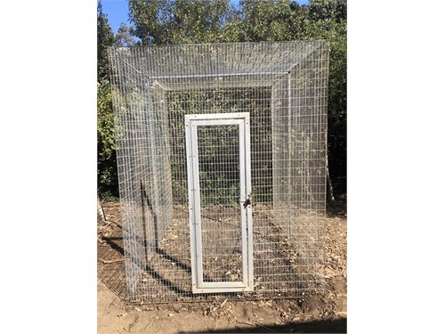 CA Cage Works Aviaries