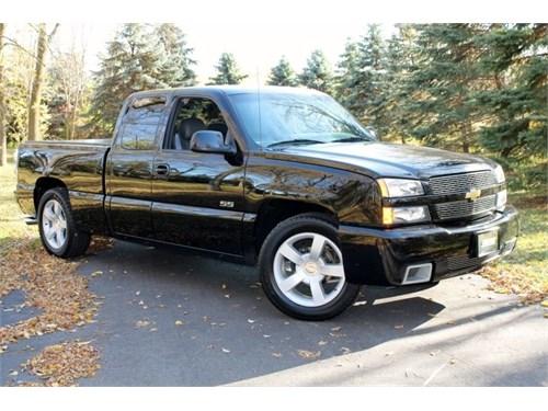 2003 Chevy Silverado SS