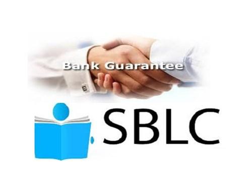 We offer BG SBLC