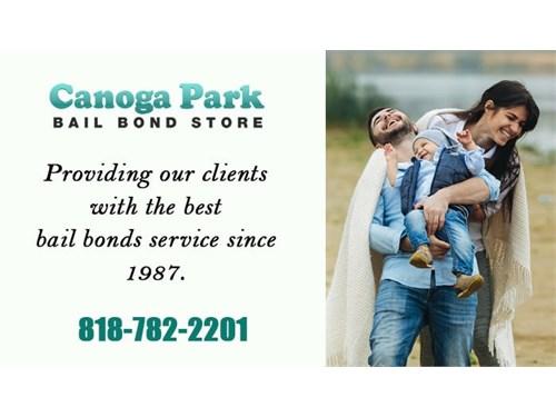 Canoga Park Bail Bonds