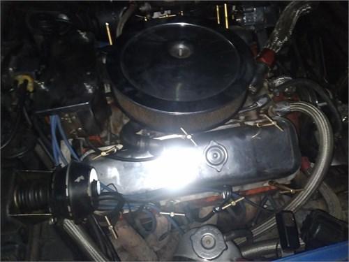 1970 454 Corvette