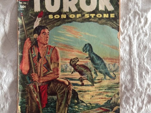 Dell Turok First Comic