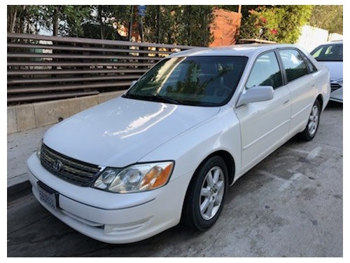 2003 Toyota Avalon (Camry