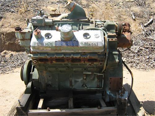 Detroit Diesel 8V-92TA