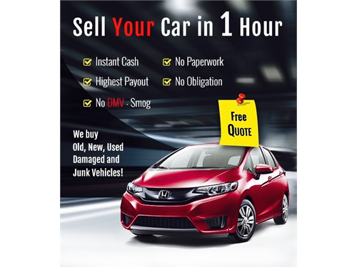 Car buyers junk and used