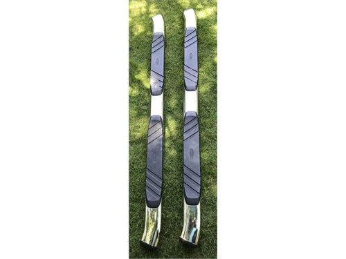 F-150 Chrome Step Bars