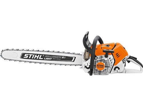 New STIHL MS500i Chainsaw