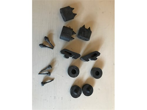 Camaro rubber stoppers
