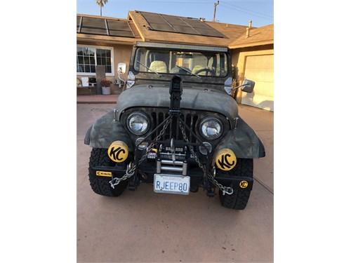1980 Jeep Renegade CJ-7