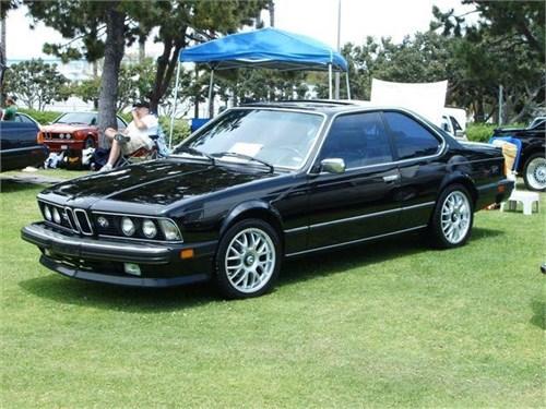 BMW Garage Queen 635CSi