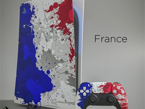 Custom (France) ps5