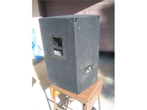 Crate DSP  speaker cab