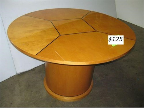 MATCHING TABLE CREDENZA