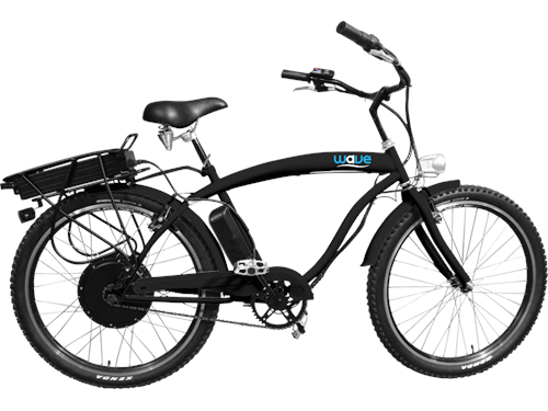WANTED:  WAVE E-Bike