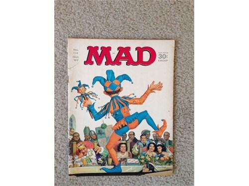 MAD - Oct. 1967