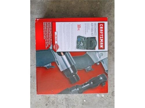 Craftsman 10Pc Air tool