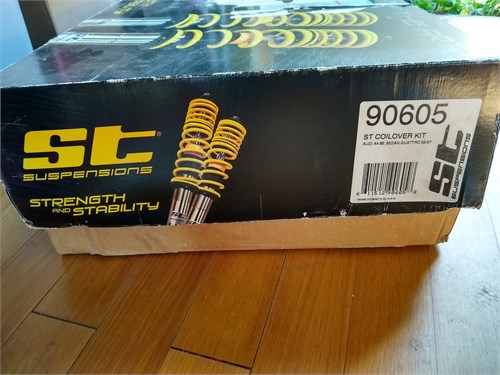 ST Suspension Coilovers