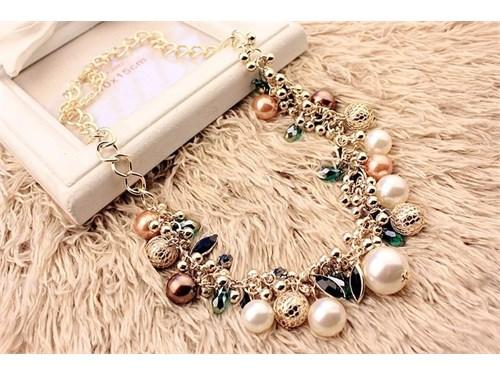 Luxury Pearl Neclace