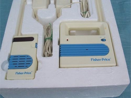 Fisher Price Monitor