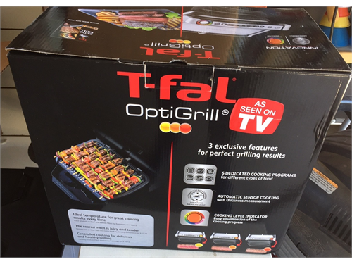 T fal indoor grill for sale chatsworth ca - T fal optigrill indoor electric grill ...